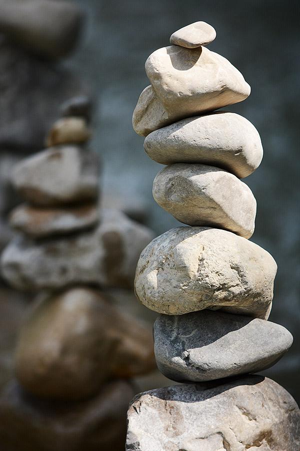 Ervaring stapelt op, maar het is een wankele balans. Dus bijhouden en soms opnieuw beginnen.